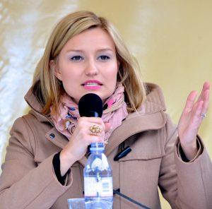 Ebba Busch Thor och hennes politiska karriär