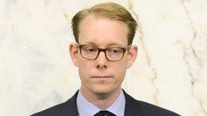 Tobias Billström och hans politiska karriär